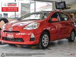 2014 Toyota Prius Base Competition Certified, One Owner, No Accidents, Toyota Serviced in London, Ontario