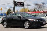 2010 Honda Accord ONLY 133K! **2 DR COUPE** EX-L MODEL*LEATHER*ROOF in Scarborough, Ontario