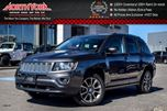2015 Jeep Compass Limited Keyless_Entry Sat Radio HTD Frnt Seats Cruise Cntrl. Traction Cntrl. 18Alloys in Thornhill, Ontario