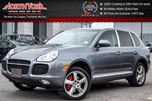 2005 Porsche Cayenne Turbo AWD Nav Sunroof Leather Tow Hitch Park Sensors BOSE Audio LOADED! LOW KMS! in Thornhill, Ontario
