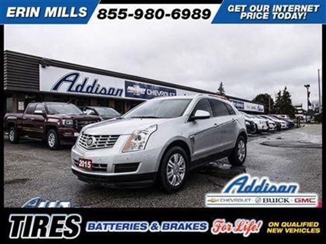 2015 CADILLAC SRX Luxury in Mississauga, Ontario