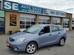 2006 Toyota Matrix XR in Oakville, Ontario