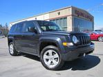2015 Jeep Patriot NORTH 4X4, ROOF, ALLOYS, BT, 34K! in Stittsville, Ontario