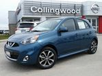 2016 Nissan Micra 1.6 SR in Collingwood, Ontario