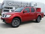 2016 Nissan Frontier PRO-4X CC w/LEATHER PKG  in Collingwood, Ontario