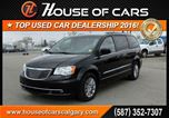 2015 Chrysler Town and Country Touring-L  *182 Bi-Weekly with $0 Down!* in Calgary, Alberta