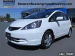 2014 Honda Fit LX   New Tires Comes With Snow Tires in Surrey, British Columbia