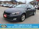 2015 Kia Optima LX COME AND GET IT!!! in Hamilton, Ontario