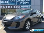 2012 Mazda MAZDA3 GS / SKYACTIV / HEATED SEATS / ONE OWNER!!!! in Toronto, Ontario