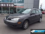 2006 Ford Focus ZXW / LEATHER / SUNROOF!!!! in Toronto, Ontario