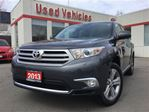 2013 Toyota Highlander 4WD - LEATHER / SUNROOF / BCK UP CAM / LEASE in Toronto, Ontario