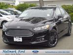 2014 Ford Fusion SE EcoBoost w Leather, Moonroof in Surrey, British Columbia