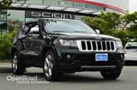 2012 Jeep Grand Cherokee LTD Leather Seats, Sunroof in Richmond, British Columbia