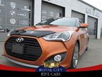 2014 Hyundai Veloster Turbo, Navigation, Panaramic roof, Back up came in Guelph, Ontario