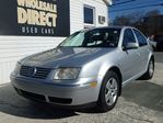 2004 Volkswagen Jetta SEDAN 2.0 L in Halifax, Nova Scotia