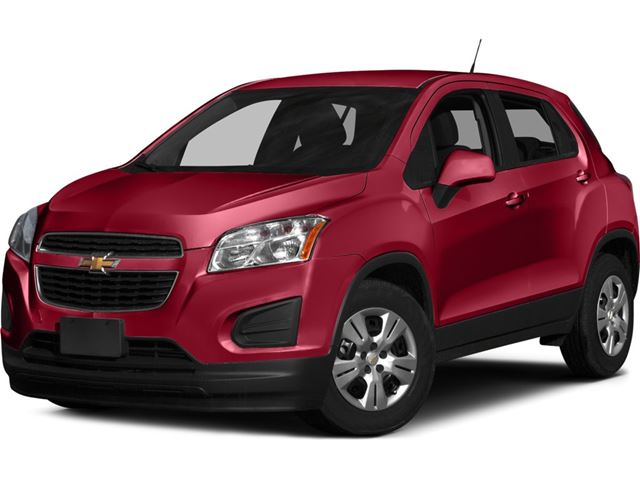 2014 chevrolet trax 1lt pembroke ontario used car for sale 2470409. Black Bedroom Furniture Sets. Home Design Ideas