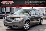 2010 Chrysler Town and Country Limited Nav Dual DVD Entertainment Screens Backup Cam Sat Radio Bluetooth 17Alloys in Thornhill, Ontario