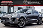 2015 Porsche Macan S AWD Leather Pano_Sunroof Nav Sports Tailpipes Keyless_Go Backup Cam Xenons 20 RS Spyder Alloys in Thornhill, Ontario