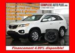 2012 Kia Sorento LX V6 3.5L *Mags,Fogs, Bluetooth in Saint-Jerome, Quebec