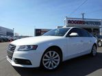 2012 Audi A4 2.0T QTRO - 6SPD - LEATHER - SUNROOF in Oakville, Ontario