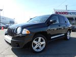 2008 Jeep Compass LTD 4X4 - LEATHER - SUNROOF in Oakville, Ontario
