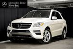 2012 Mercedes-Benz M-Class ML 350 4MATIC in Longueuil, Quebec