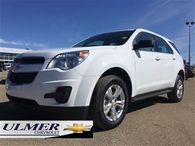 2015 chevrolet equinox ls lloydminster saskatchewan car. Black Bedroom Furniture Sets. Home Design Ideas