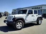 2014 Jeep Wrangler Unlimited Sport in Brandon, Manitoba