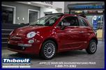 2012 Fiat 500 Lounge in Sherbrooke, Quebec