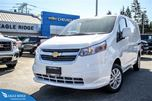 2015 Chevrolet City Express 1LT navigation  backup camera  and 3 475L of cargo in Coquitlam, British Columbia