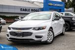 2016 Chevrolet Malibu L bluetooth & air conditioning in Coquitlam, British Columbia