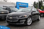 2016 Chevrolet Malibu 1LT SATELLITE RADIO & BACKUP CAMERA in Coquitlam, British Columbia