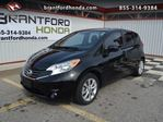2014 Nissan Versa 1.6 SL - $86.14 B/W - Low Mileage in Brantford, Ontario
