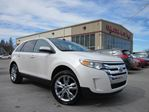 2013 Ford Edge SEL AWD, NAV, ROOF, LEATHER, 60K! in Stittsville, Ontario