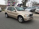 2004 Mercedes-Benz M-Class 3.7L Classic in North York, Ontario