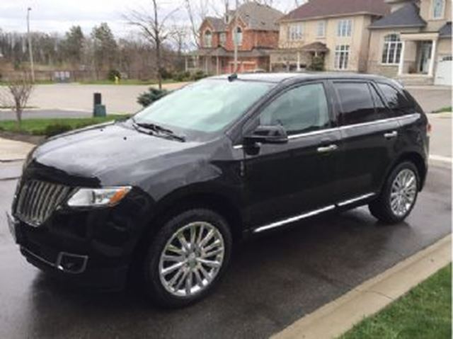 2015 lincoln mkx awd mississauga ontario used car for sale 2472906. Black Bedroom Furniture Sets. Home Design Ideas