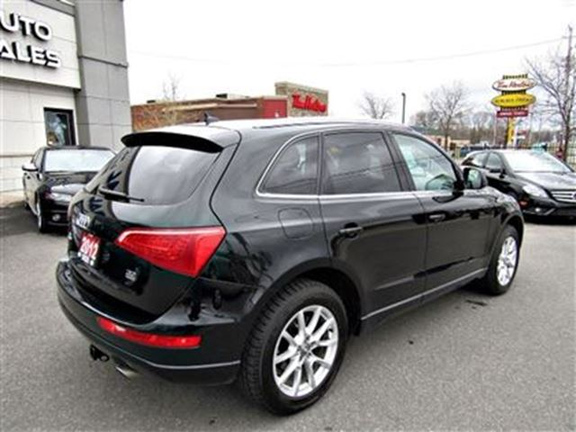 2012 audi q5 premium only one in town 3 2l v6 navigation ottawa ontario used car for sale. Black Bedroom Furniture Sets. Home Design Ideas