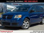 2010 Dodge Grand Caravan SE, BACK UP CAM, DVD in Mississauga, Ontario