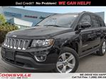 2015 Jeep Compass HIGH ALTITUDE 4WD in Mississauga, Ontario