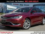 2015 Chrysler 200 C, LEATHER, BACK UP CAM in Mississauga, Ontario