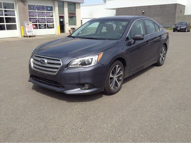 2015 Subaru Legacy 2.5i Limited Package in Prince George, British Columbia