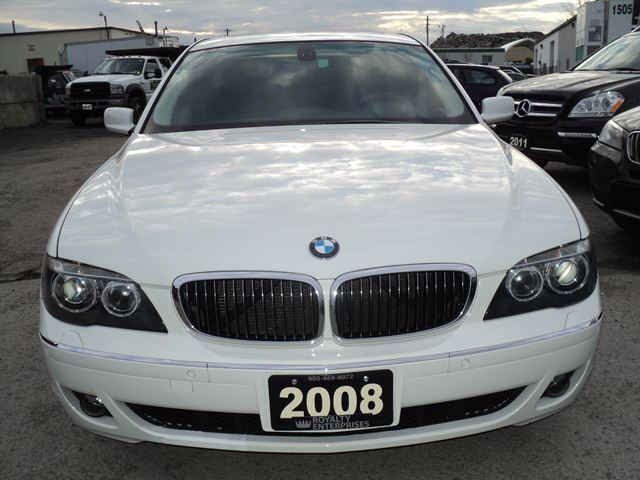 2008 bmw 7 series 750i luxury spcial low price oakville ontario car for sale 2472996. Black Bedroom Furniture Sets. Home Design Ideas