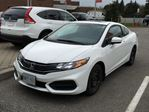 2015 Honda Civic EX CVT in Brockville, Ontario
