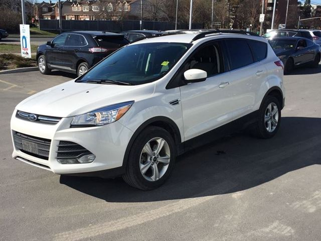 2015 ford escape se 4wd brockville ontario used car for sale 2473507. Black Bedroom Furniture Sets. Home Design Ideas