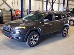 2014 Jeep Cherokee 4WD 4dr Trailhawk in Brockville, Ontario