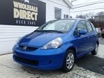 2008 Honda Fit HATCHBACK 1.5 L in Halifax, Nova Scotia