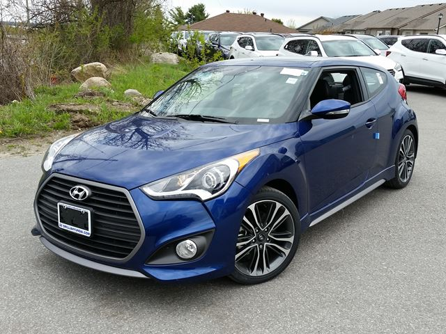 2016 Hyundai Veloster Turbo Dct 3302 Off 0 Blue