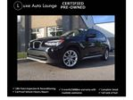 2012 BMW X1 28i XDRIVE! CERTIFIED PRE-OWNED! SUNROOF, POWER SEATS, BLUETOOTH, LOADED!! in Orleans, Ontario