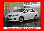 2011 Toyota Corolla XRS *Toit, Mags, Jupes, Fogs in Saint-Jerome, Quebec
