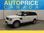 2012 Land Rover Range Rover Sport HSE NAVIGATION REAR CAM in Mississauga, Ontario